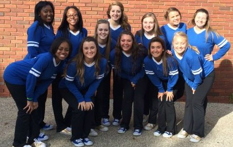 Dance team's eager to show off its entertaining moves
