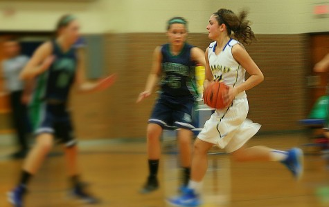 Girls' basketball drops home opener