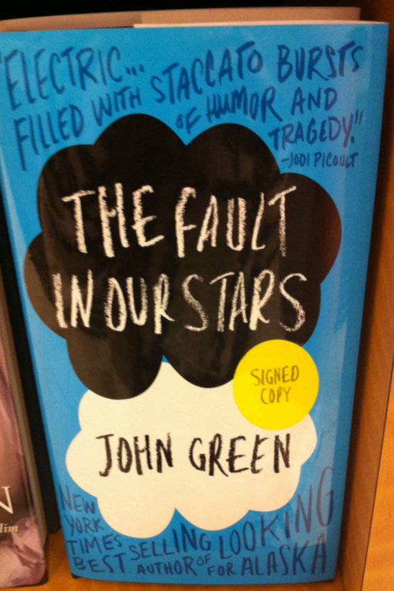 books teens read reads teen stars really john ten fault published january club would definitely favorite