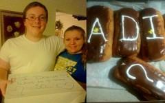 Schroeder sweet talks DePottey to be her date to Sadie's