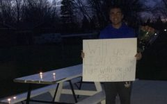 Zuwala says yes to lighting up Colley's night