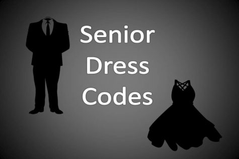 Seniors need to follow the dress code for senior activities