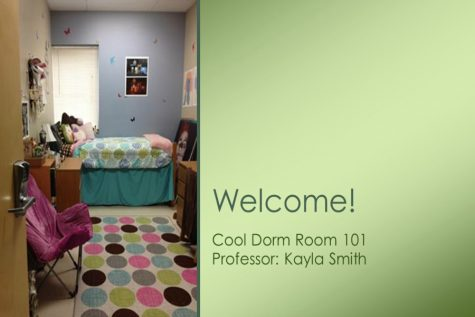 Soon-to-be college freshmen need to be ready for their dorm rooms
