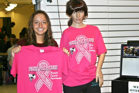 Student section will wear pink to fight breast cancer