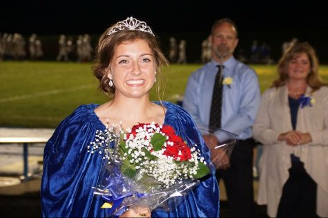 Baltosser crowned queen