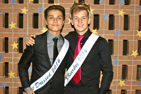 Kearsley boys compete to be crowned 'Mr. Kearsley'