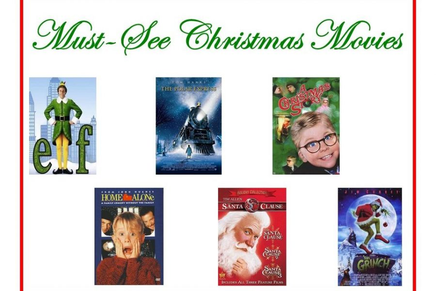 Must-see Christmas movies to watch during the holidays