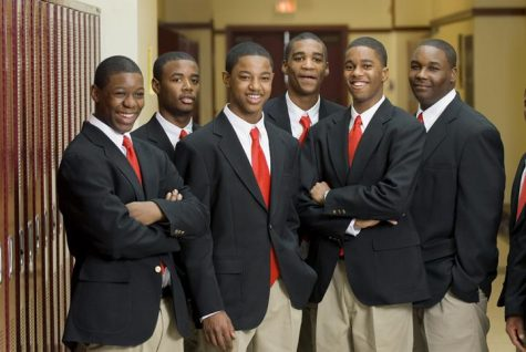 Attitudes toward school uniforms differ