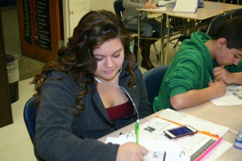 Headphone usage in classrooms raises debate