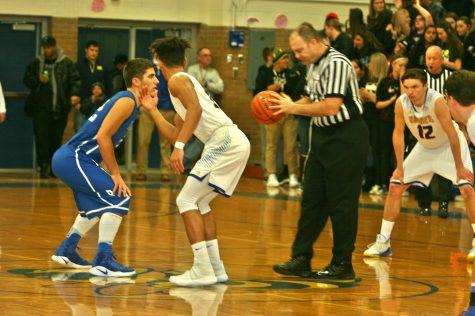 Boys basketball beats the Blackhawks
