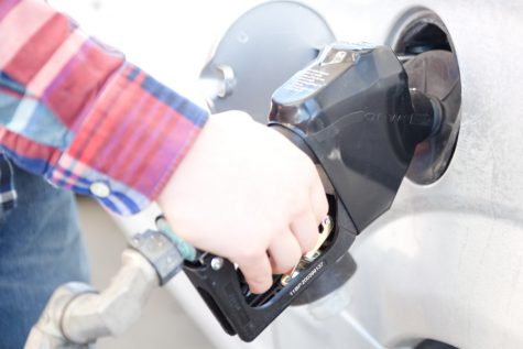 Rise in gas tax, vehicle registration fee affects students