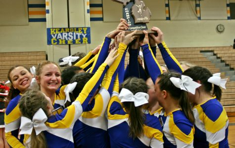 Cheer wins district crown