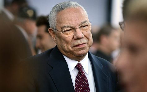Colin Powell served as the first black chairman of the joint chiefs of staff