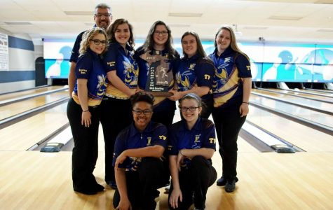 Girls bowling reclaims regional title, winning fourth in five years