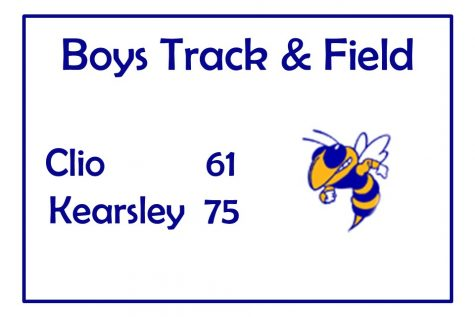 Harris, Stanley lead track team over the Mustangs