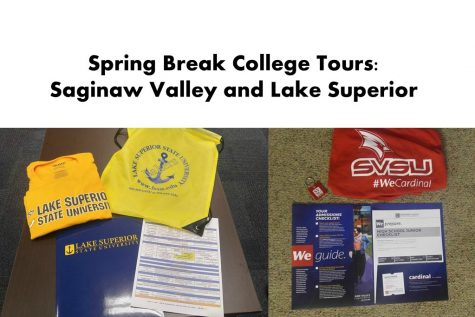 College tours served this junior well on spring break