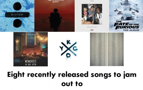 You can jam to these recently released songs