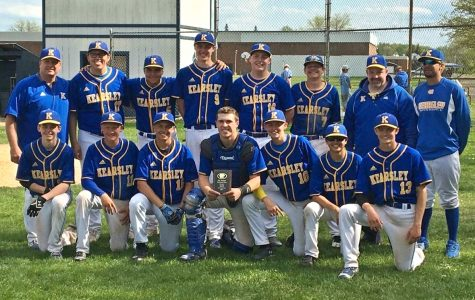 Baseball wins Mt. Morris Tournament