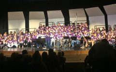 Choir students work through issues, sing beautifully at pop concert