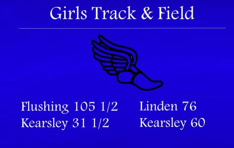 Girls track and field falls to Linden and Flushing