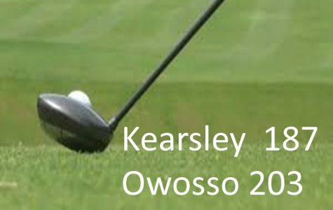 Golf defeats Owosso in K-O Clash