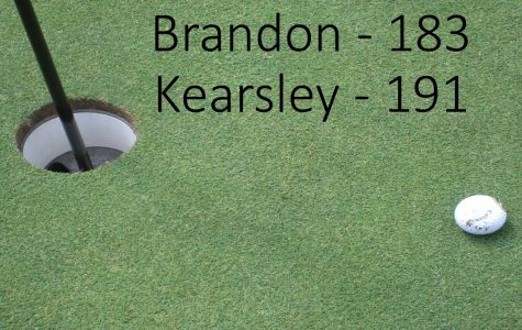 Golf falls to Blackhawks
