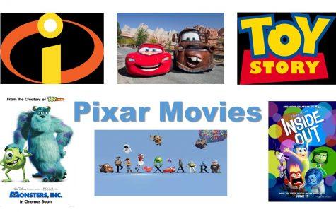 Pixar produces hit movies teens enjoy