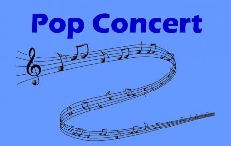 Choir students will sing at annual pop concert