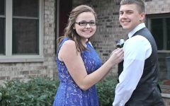 Kyle Langworthy, Stephanie Lane work hard for their relationship