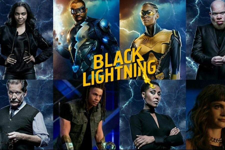 Black Lightning (2018) 2x13 Espa&ntildeol Disponible