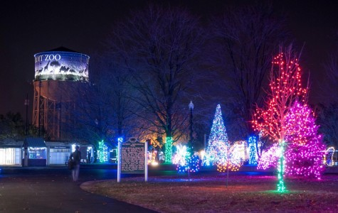 Wild Lights illuminate Detroit Zoo in holiday spirit