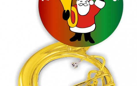 Conical bells to ring for TubaChristmas in Flint