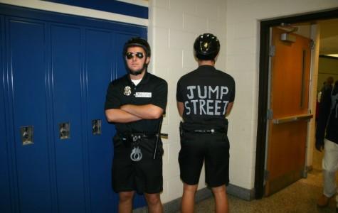 Jankowski, Grathoff imitate 21 Jump Street