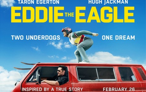 'Eddie the Eagle' will make your heart soar