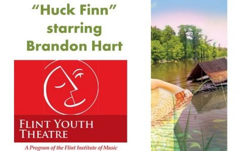 Kearsley junior will play Huck Finn in Flint Youth Theatre show
