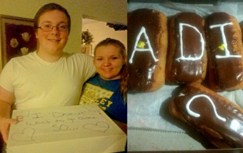 Schroeder sweet talks DePottey to be her date to Sadie's