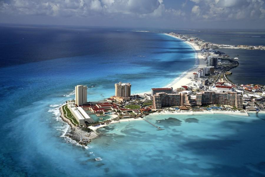 Cancun is the perfect place to visit if you like to spend time at the beach,