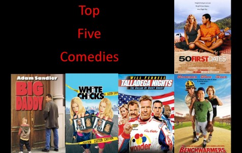 Netflix offers five comedies that will have your sides hurting