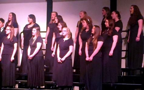 Choirs perform nicely at pre-festival concert despite missing singers