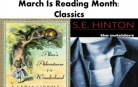 March is Reading Month: Classics introduce readers to timeless stories