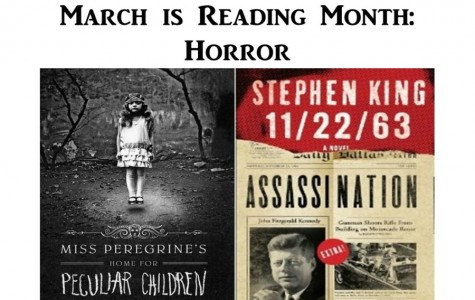 March is Reading Month: 'Miss Peregrine's' series fascinates horror readers