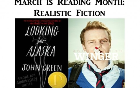 March is Reading Month: Realistic fiction entices many readers