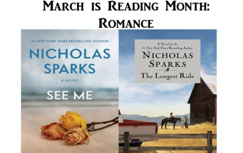 March is Reading Month: Romance is in the air