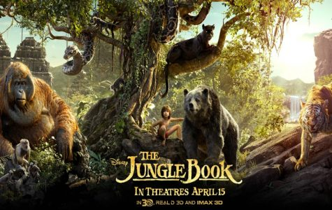 'The Jungle Book' roars its way to the top