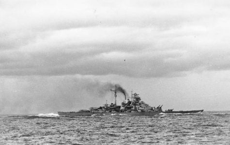 Hunt for the Bismarck 75th Anniversary Series: Bismarck is crippled