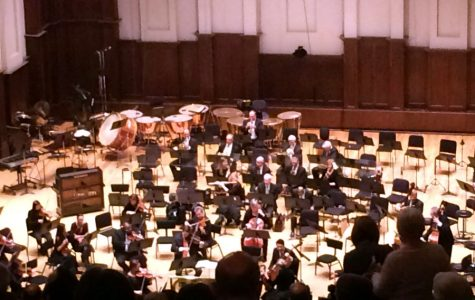 The Detroit Symphony Orchestra wows band students