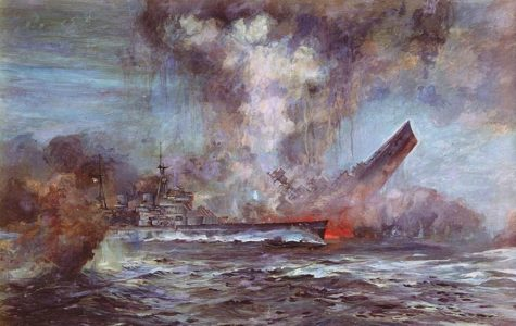 Hunt for the Bismarck 75th Anniversary Series: The Battle of the Denmark Strait