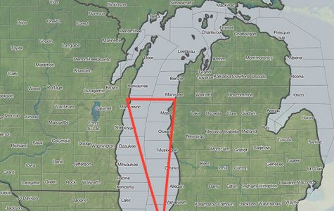 The Bermuda triangle of Michigan: Does it exist?