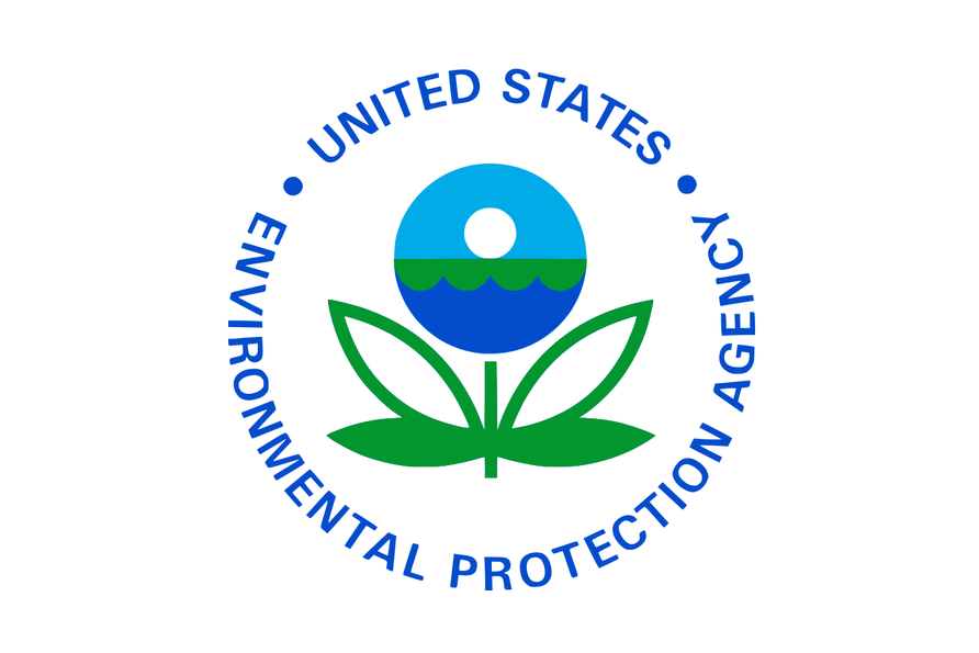 This is the flag of the United States Environmental Protection Agency.