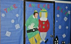 Markwardt displays holiday spirit with a reference to 'Elf'